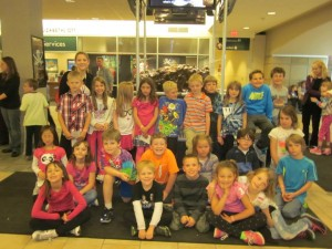 Mrs. Engstrom's Second Grade Class
