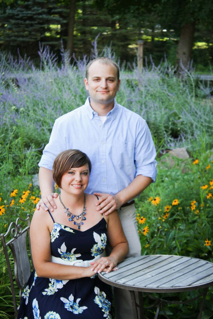 Anna and Matthew Engagement Photos July 2015