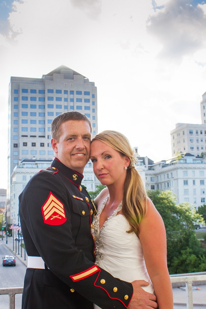 War Memorial Wedding