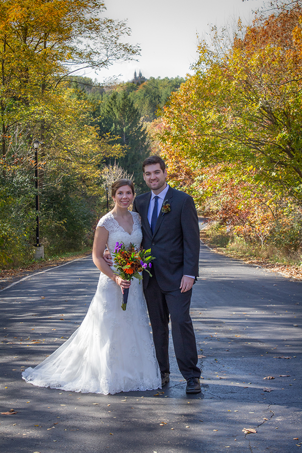 Holy Hill Wedding Photo