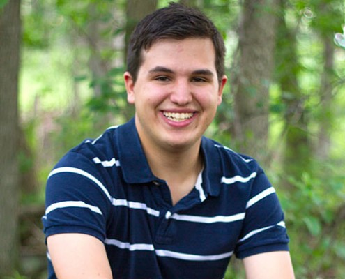 Jason Senior Picture