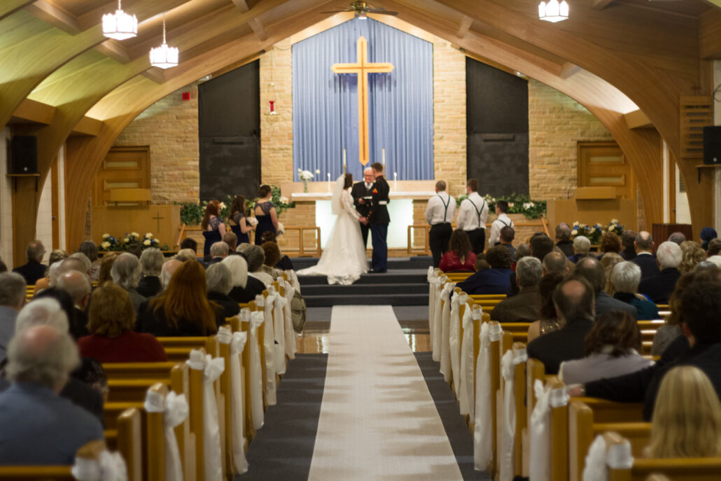 Wedding in Menomonee Falls